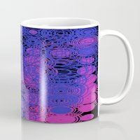 lace Mugs featuring Lace by SBHarrison