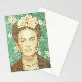 Rosas para Frida Stationery Cards