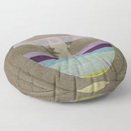 A Quick Look Floor Pillow