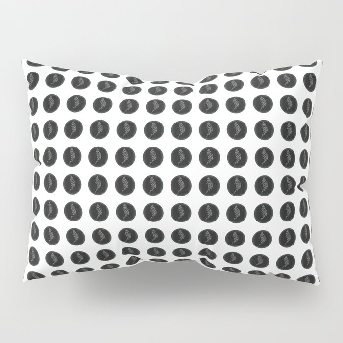 (Overworked) Guardian Angel Polka Dots Pillow Sham