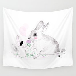 The Rabbit Wall Tapestry