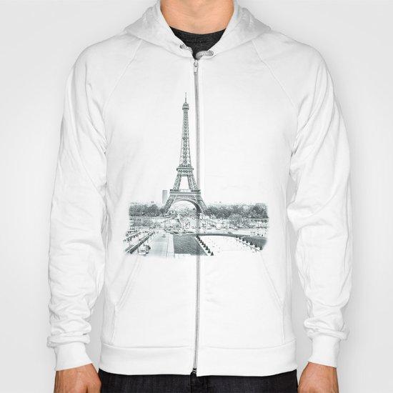 Dramatic Eiffel  Hoody
