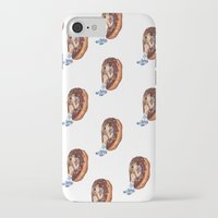 treat yo self iPhone & iPod Cases featuring Treat Yo Self by Kim Wells