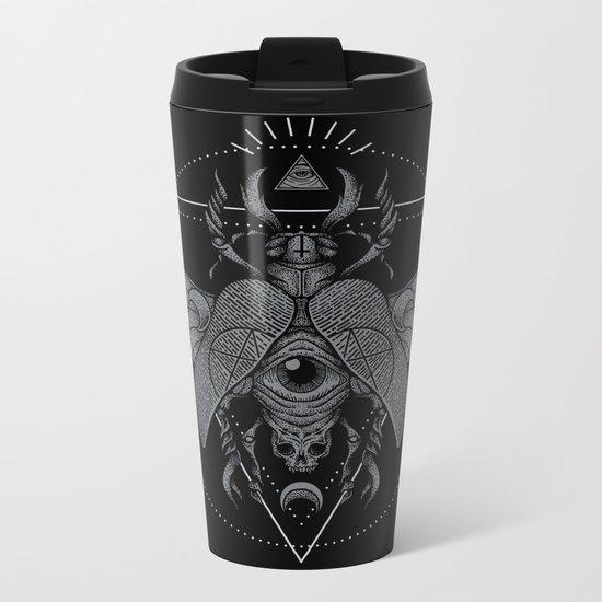 Oculus Metal Travel Mug