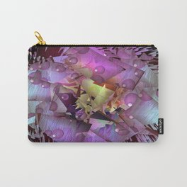 Mysterious Times Carry-All Pouch