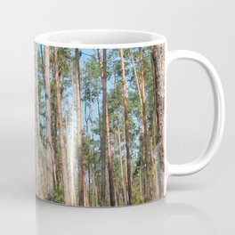 Forest landscape trees wallpaper the tree Coffee Mug