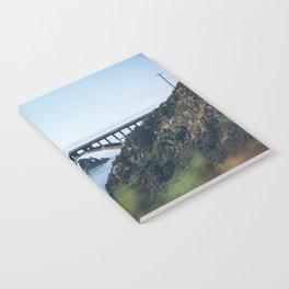 Bixby Bridge Notebook