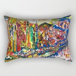 Hollywood Dreams Rectangular Pillow
