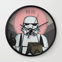 Empire - Convert - Star Wars, Stormtrooper Wall Clock