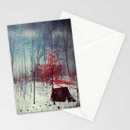 Midwinter Fantasy Stationery Cards