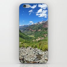 Telluride iPhone & iPod Skin