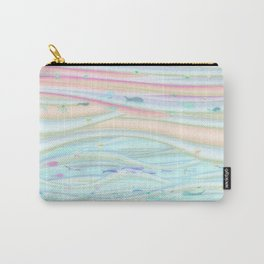 Whimsical fishy sky and sea Carry-All Pouch