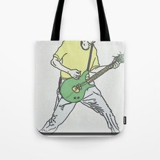 Badger - Plastic Sinister Band: Tooned Out Edition Tote Bag