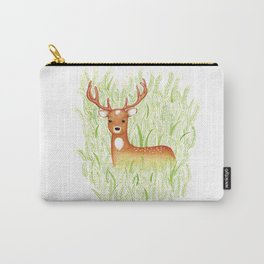 in the grass Carry-All Pouch