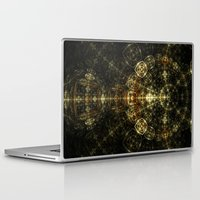 matrix Laptop & iPad Skins featuring Matrix by Eli Vokounova