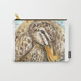 Duck bird Carry-All Pouch