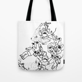 The Have-Nauts Tote Bag