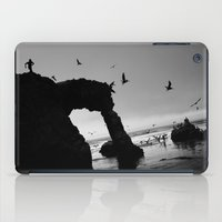 runner iPad Cases featuring Arch Runner by Kevin Russ