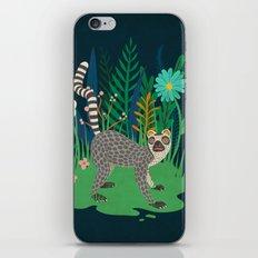 Lemur iPhone & iPod Skin