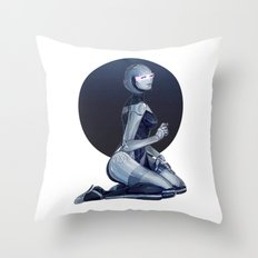 EDI Throw Pillow