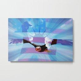 America - Freedom! Metal Print