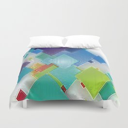 Original Abstract Duvet Covers by Mackin & MORE Duvet Cover