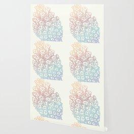 Rainbow Pine Cone II Wallpaper