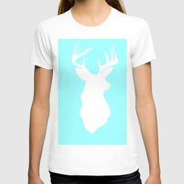 Deer (AQUA) T-shirt