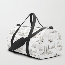 Ballet Duffle Bag