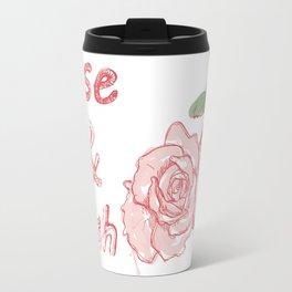 Rose&Blush Travel Mug