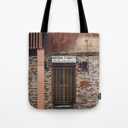 imperial dynasty Tote Bag