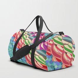 Mermaid Ice Cream Duffle Bag