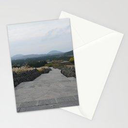 Beautiful Scenary at Jeju Sangumburi Stationery Cards