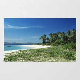Tropical South Pacific Rug