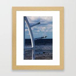 Tight Traditions Framed Art Print