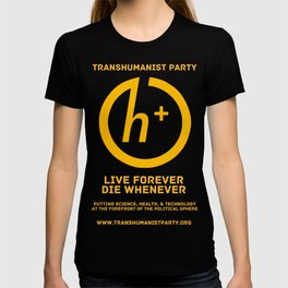 Transhumanist Party T-shirt