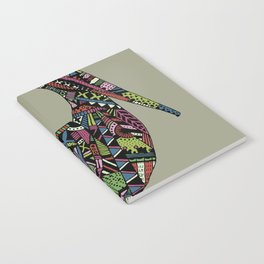 Shafted Pelican Notebook