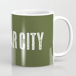 Deer: Cedar City, Utah Coffee Mug