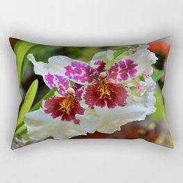Private Thoughts Rectangular Pillow