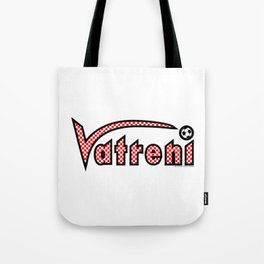 Croatia Vatreni (The Blazers) ~Group D~ Tote Bag