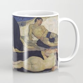 The night by Ferdinand Hodler Coffee Mug