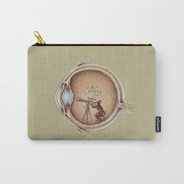 Extraordinary Observer Carry-All Pouch