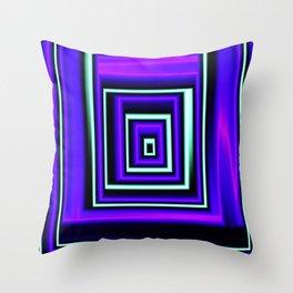 Recurrent Throw Pillow
