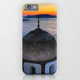Santorini 21 iPhone Case