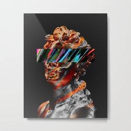 Faco Metal Print