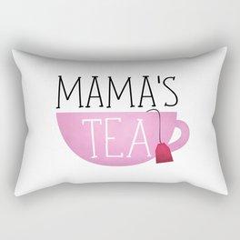 Mama's Tea Rectangular Pillow