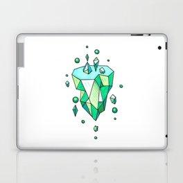 Little Emerald World Laptop & iPad Skin