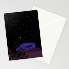 Nuit, The Lady of the Stars Stationery Cards
