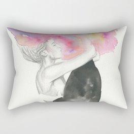 Color Me Wild Rectangular Pillow