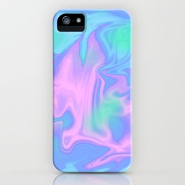 Candyfloss Sky iPhone Case
